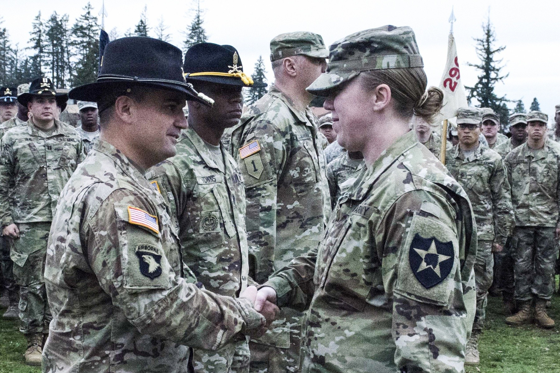 Nco Recognized For Acts Of Heroism Article The United States Army