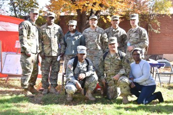 Army Continuing Education -- investing in our Soldiers and future