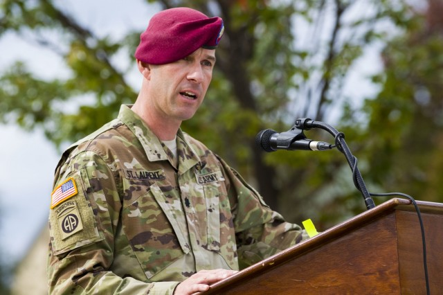82nd ADSB welcomes 151st DAD   Article   The United States Army