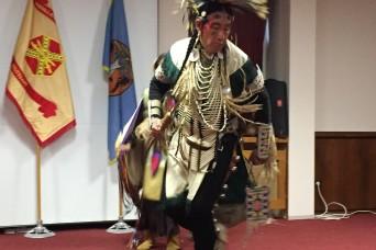 Stuttgart observes American Indian Heritage Month