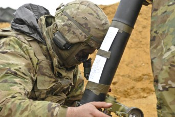173rd Airborne Brigade Sky Troopers closes training event with a BANG