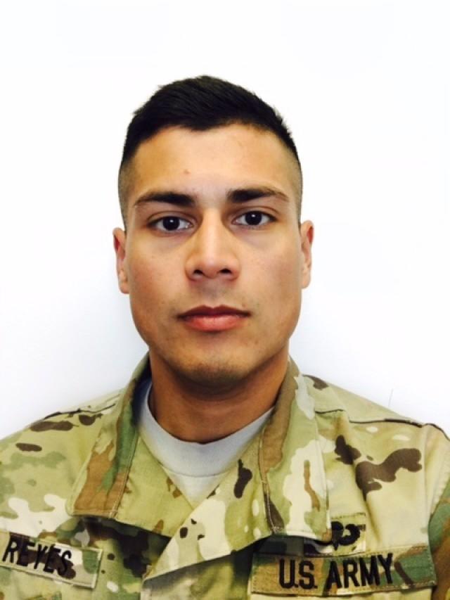1st Lt. John Reyes, Legal Assistance Attorney