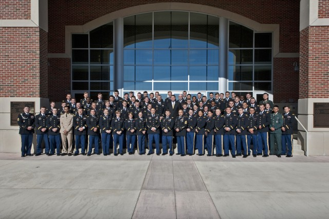 Armor Basic Officer Leader Course, Class 08-16, graduated, Dec. 1, 2016, on Fort Benning, Ga.