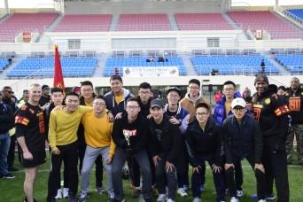Chilgok Stadium hosts annual 35th ADA Turkey Bowl