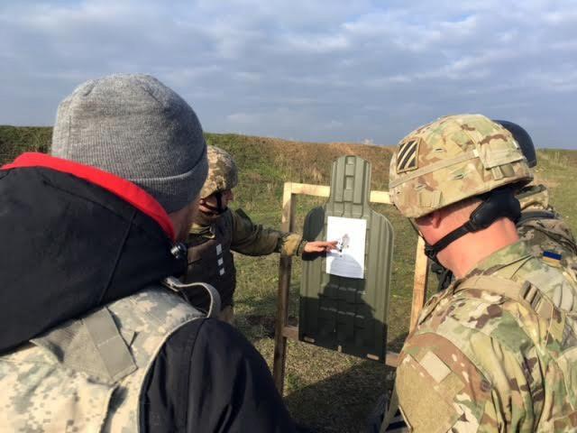 3rd ID conducts pilot program for individual skills training in Ukraine