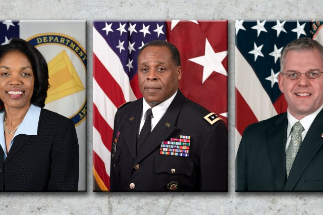 Biographies for the Senior Official Performing the Duties of the Assistant Secretary of the Army (Acquisition, Logistics and Technology) (ASA(ALT)) and the Acquisition Executive, Ms. Steffanie Easter; the Principal Military Deputy to the ASA(ALT) Lt. Gen Michael E. Williamson; the Acting Principal Deputy to the ASA(ALT) Mr. Christopher Lowman.