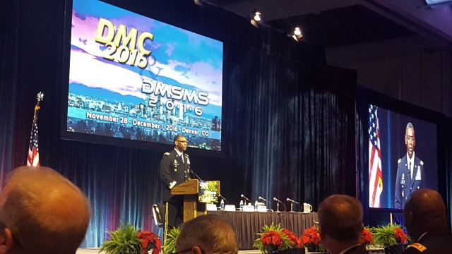 Army R&D leaders share priorities at manufacturing conference