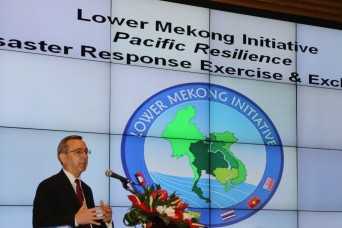 Lower Mekong Initiative Opening Ceremony