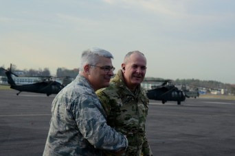Army National Guard Director visits Fort Indiantown Gap