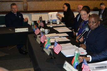 New York National Guard hosts U.S.-South African exercise planning