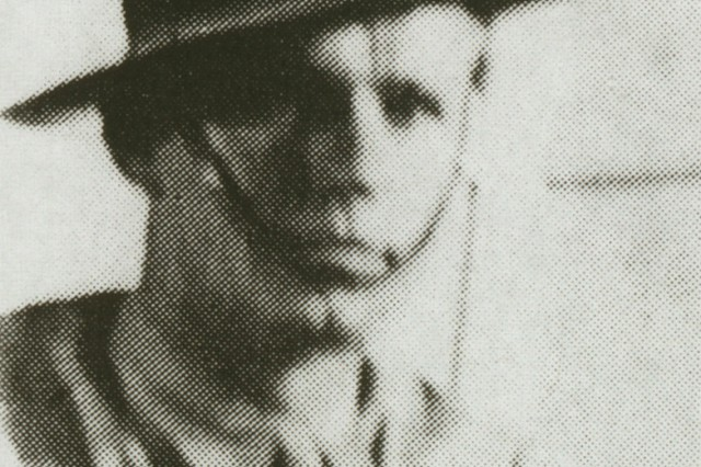 Former Staff Sgt. Henry Wilayto as a young Soldier on Camp John Hay, Philippines, shortly before World War II. Wilayto survived the battle on Bataan, Philippines, and three and a half years as a Japanese prisoner of war. He passed away in 2009.