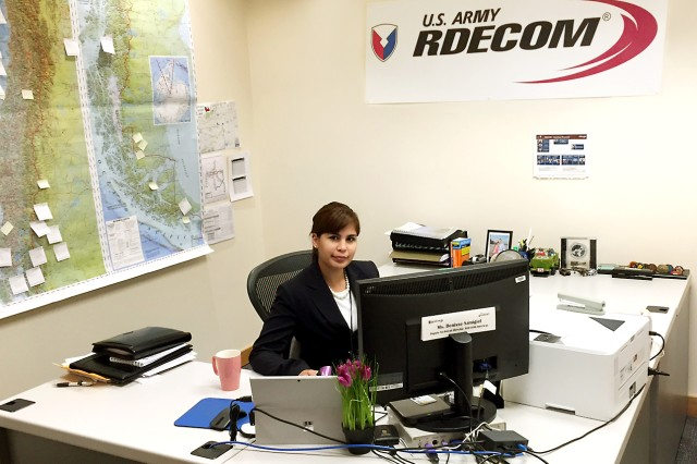 Denisse Szmigiel is the technical director of RDECOM-Americas with its headquarters in Santiago, Chile.