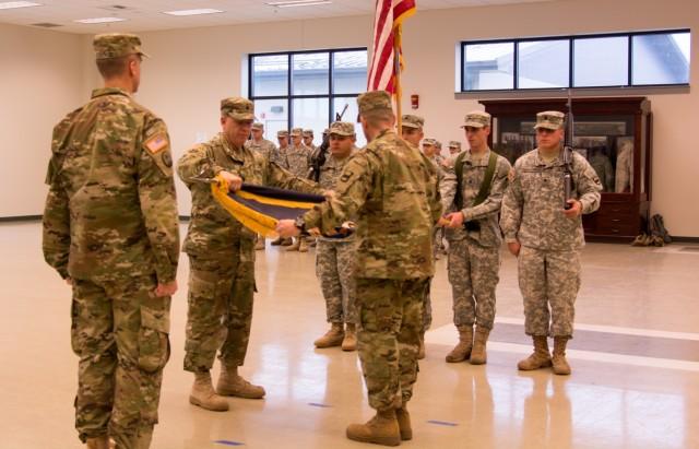 1st Battalion, 413th Regiment Bids Farewell