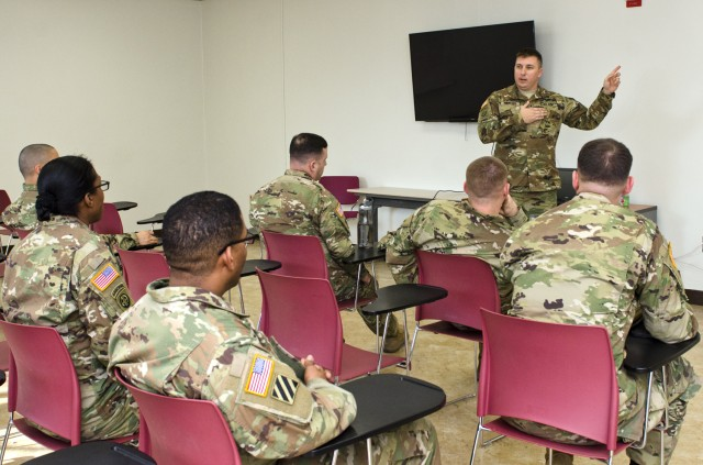 SHARP Facility hosts an open house for Devil Soldiers