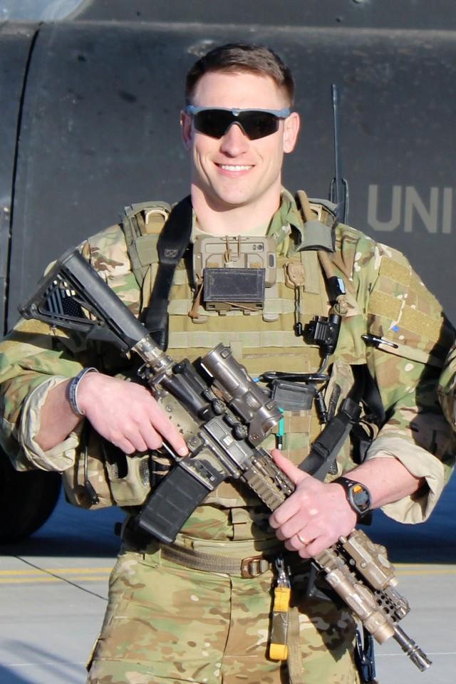 Ranger veteran Vincent Kuchar