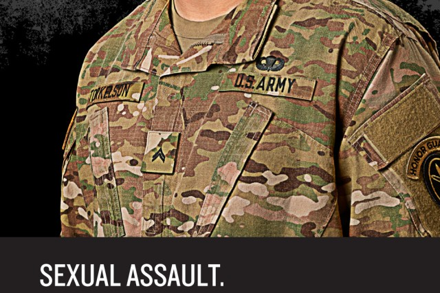 Most men never report incidents of sexual harassment or assault against them, said Monique Ferrell, director of the Army's Sexual Harassment/Assault Response and Prevention program.