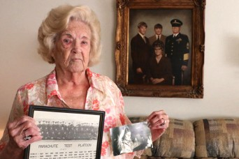 Remembering a WWII paratrooper whose career spanned first three decades of Army airborne