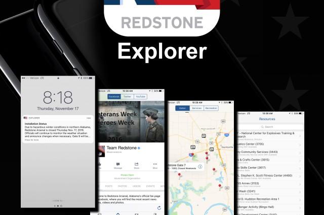 The Redstone Rocket