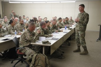 Preparing for Afghanistan, Soldiers undergo cross-cultural training