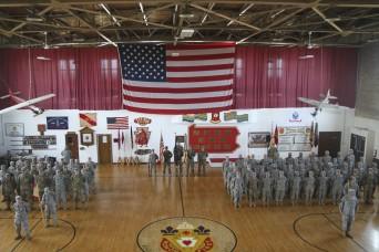 213th Regional Support Group; 2016 a year of new beginnings for storied unit