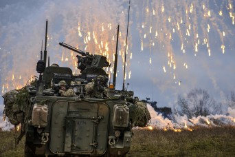 Army Europe highlighted in DoD's Year in Photos feature