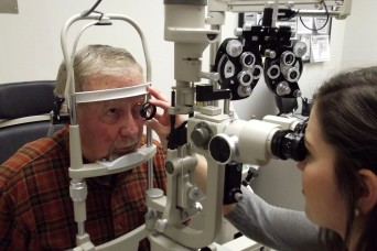 Optometry teams push to preserve 'Windows to the soul'