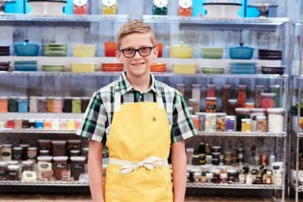Army child featured on Food Network cooking competition