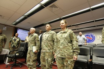 8th TSC Soldier receives U.S. Army Pacific Logistics Hero Award