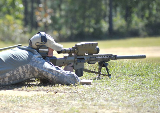 New fire control system for sniper weapons under development