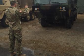 South Carolina National Guard prepares for first winter storm 2017
