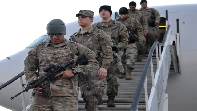 Atlantic Resolve increases capabilities, Welcomes Iron Soldiers