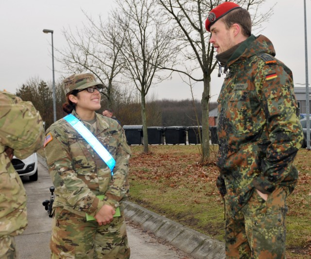 4th ID continues to push forward to Poland