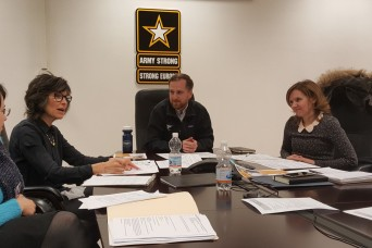 U.S. Army Garrison Italy offers AMICI program for host national professionals