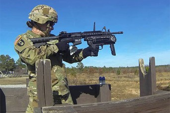 Fort Jackson Soldiers train on newest grenade launcher