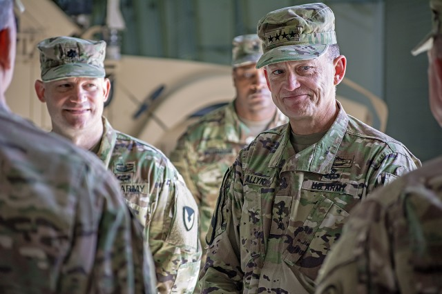 Army Vice Chief of Staff touts APS-5 as critical to CENTCOM theater readiness