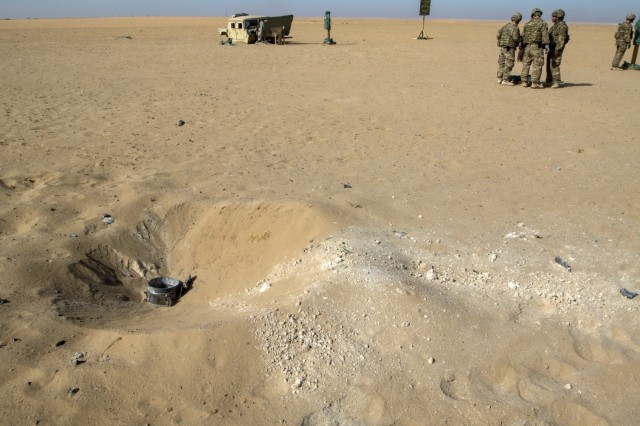 New munitions replace cluster bombs on Central Command battlefield