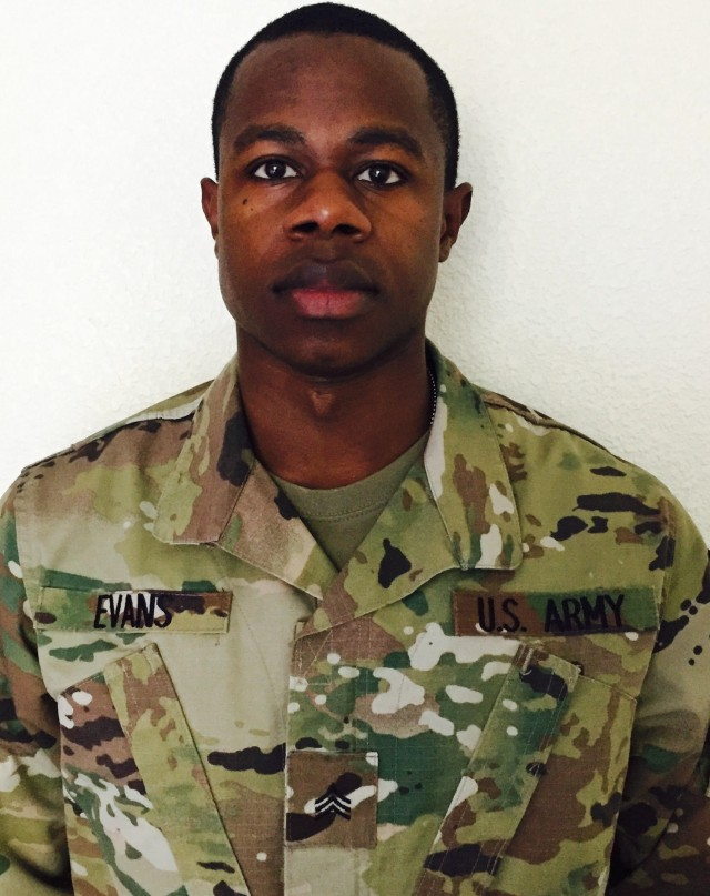 Meet Your Army: 597th sergeant, three brothers, currently serve in Army