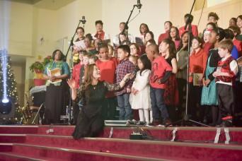 Area IV's Pride: The Christmas Cantata