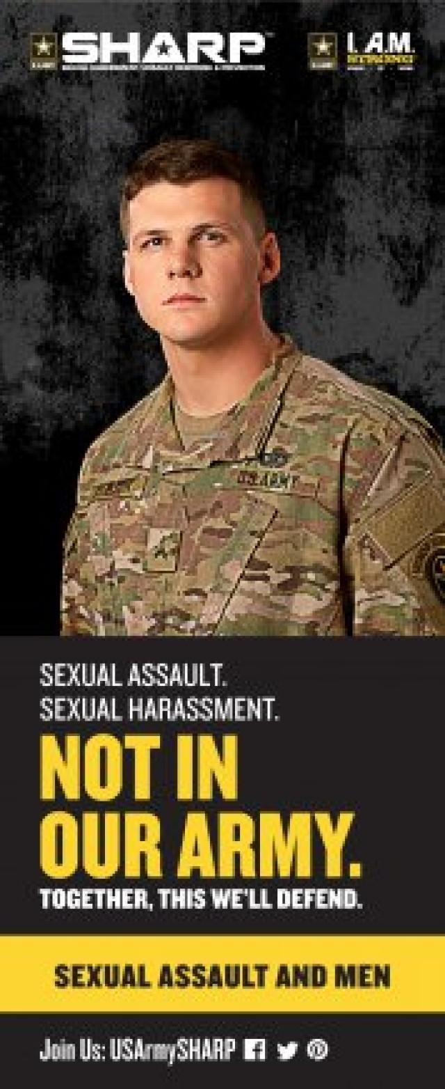 Efforts underway to erase male sexual assault stigma, focus on prevention (1/2)