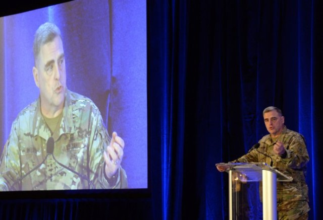 Three ways to derail sexual assault, harassment, according to Gen. Milley (2 of 3)