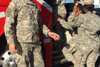 Florida National Guard spearheads support for the 58th Presidential Inauguration