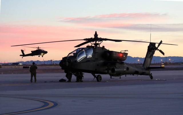 Fort Bliss-based aviation unit set to deploy