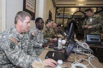Florida National Guard lends signal, cyber security strength to Presidential Inauguration