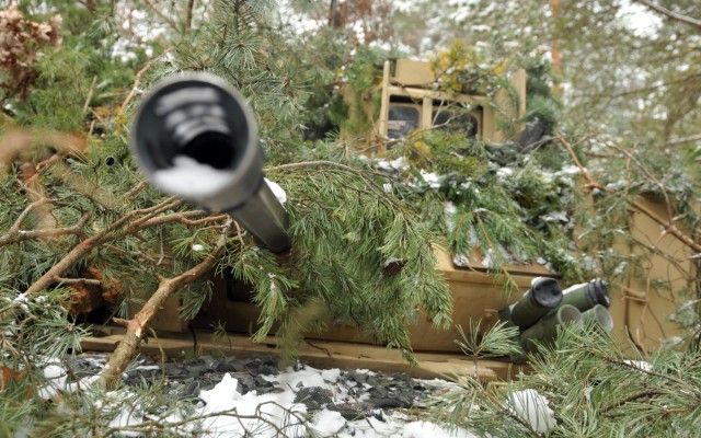 1-68, 4th ID adapts to their surroundings in Poland
