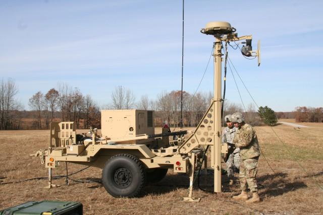 WIN-T Tactical Communications Node-Lite