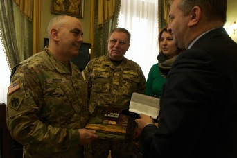 Leaders Forge New Partnerships in Ukraine