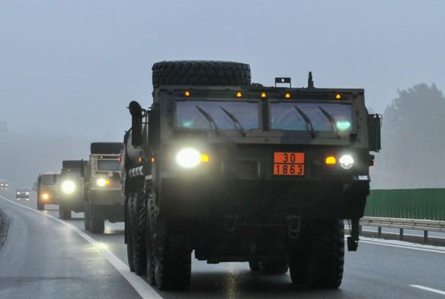 OAR logistics: Life on the highway