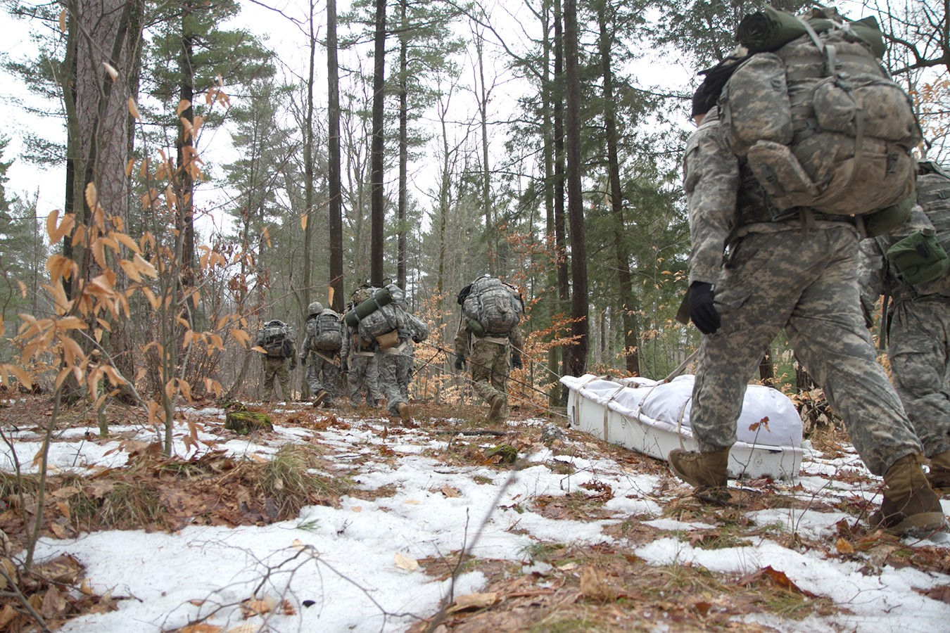 Arctic' zone classification at Fort Drum means Soldiers will