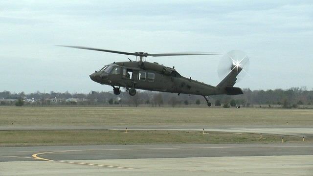UH-60V Prototype Achieves First Flight