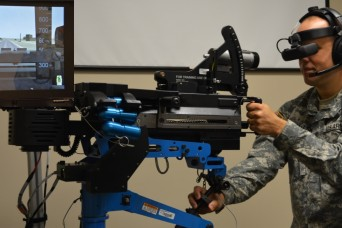 Fort Indiantown Gap receives new weapons simulator
